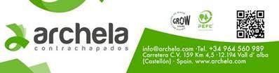 ARCHELA CONTRACHAPADOS S.L