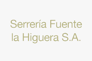 SERRERIA FUENTE LA HIGUERA, S.A.